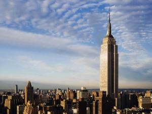 день колумба, сша, нью-йорк, итальянский флаг