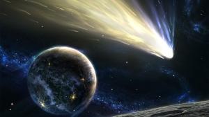 невероятный халк, космос, комета, конец света, апокалипсис