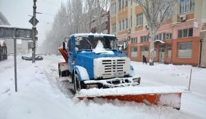 ДНР, восток Украины, Донбасс, Россия, Донецк, снег, заносы