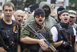 украина, война, донбасс, прилепин, захарченко, скандал, днр, докучаевск