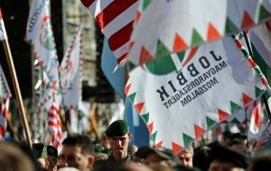 """Украина, Закарпатье, Самоопределение, Венгрия, Акция, Партия """"Йоббик"""""""