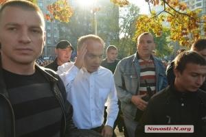 шуфрич, николаев, происшествия, партия регионов  правый сектор, общество, новости украины