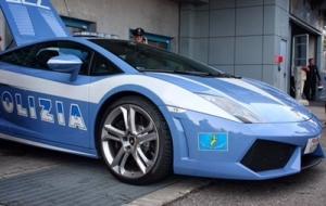 полиция, киев, Lamborghini Gallardo