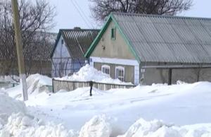 ДНР, восток Украины, Донбасс, Россия, макеевка, снег, заносы