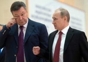 владимир путин, россия, украина, виктор янукович, политика