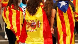 испания, каталония, референдум, политика, общество
