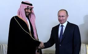 Путин, Саудовская Аравия, Россия, Сочи, встреча, Мухаммед бен Сальман, политика, общество