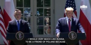 Россия, Польша, Вашингтон, Дружба, Дуда, Страны.
