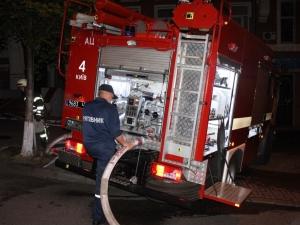киев, пожар, дым, пламя, происшествия, фото, чп, погибший, пострадавшие, новости украины