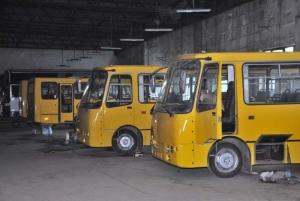 луганск, автобусы, рейс, коммунальный транспорт