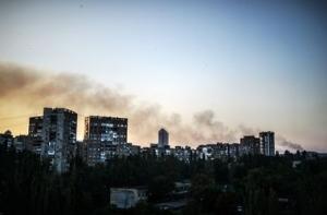 Донецк, происшествия, ДНР, Юго-восток Украины, АТО