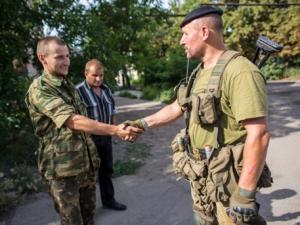 донецк, днр, обмен пленными, армия украины, всу, донбасс, юго-восток укрианы