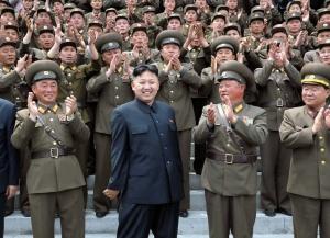 Ким Чен Ын, США, военные учения, ядерная атака, подготовка к войне
