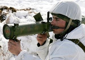 АТО, российское оружие, Редкодуб, огнеметы, шмель