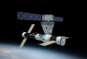 Космос, США, NASA, Россия, ученые, техника, наука, Лунная станция