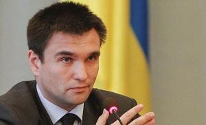 россия, климкин, сша, санкции, мид, скандал, украина