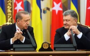 Петр Порошенко, президент Украины, политика, новости, Турция, Эрдоган, переговоры
