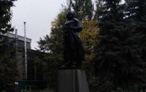 дарт вейдер, одесса, ленин, памятник, декомунизация