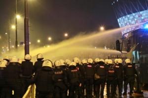 Польша, полиция, общество, независимость, националисты, беспорядки
