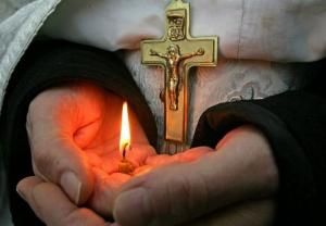Церковь, священник, плен, смерть