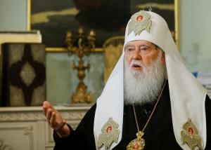 Украина, томос, конфликт, раскол, ПЦУ, филарет, порошенко, епифаний