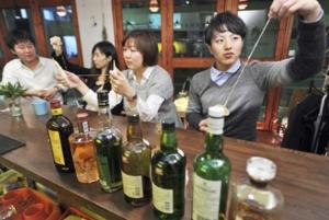япония, бар, хлопок, веретено, нить
