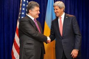 порошенко, керри, политика, общество, новости украины, донбасс