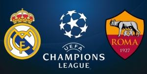 "лч, спорт, футбол,  видео, ""Реал"" - ""Рома"", онлайн, где смотреть, трансляция, матч, Лига чемпионов,"