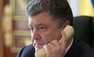 порошенко, меркель, встреча в минске 2014, донбасс, политика