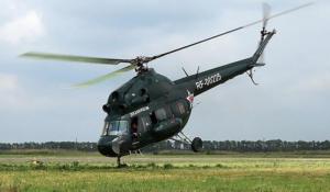 украина, сумская область, вертолет, ми-2, крушение, гс чс, пилот