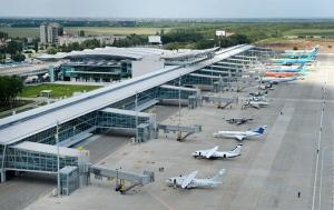 Украина, аэропорт, Борисполь, Жуляны, самолет, теракт, Брюссель, безопасность