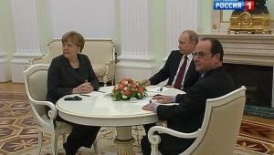 Порошенко, Украина, АТО, Россия, Донбасс, перемирие, Франция, Германия, встреча