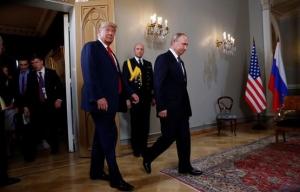 путин, трамп, россия, сша, лидер, физиогномика, подчинился, саммит, хельсинки