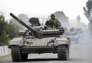 АТО, Амросиевка, Донбасс, бронетехника, ДНР