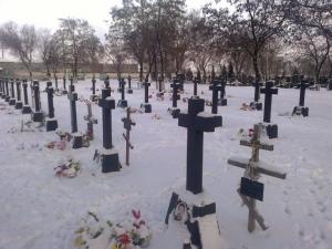 """""""лднр"""", могилы боевиков, алчевск, война на донбассе, украина, агрессия рф"""