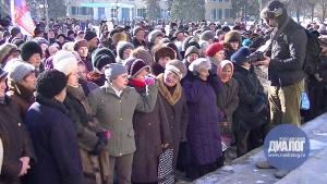 Амвросиевка, ДНР, пенсии, выплаты, торговля, Россия, зерно, деньги, больницы, почта