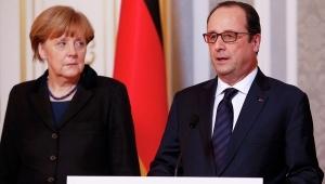 Меркель, мир в Украине, Олланд, переговоры, Минск, Путин, прекращение огня
