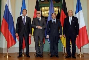нормандская четверка, Донбасс, ситуация, прогресс