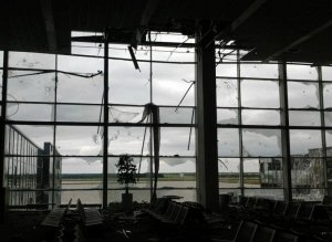 донецк, аэропорт, террористы, самолеты, бой, киев, сталинград
