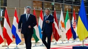 порошенко петр, санкции, россия, евросоюз, политика