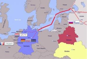 Украина, Россия, Северный поток, газ, общество