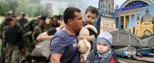 Яценюк, переселенцы, беженцы, финансирование, трудоустройство
