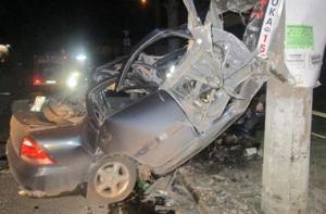 новости украины, новости николаева, дтп в иколаеве, погибшие в дтп в николаеве