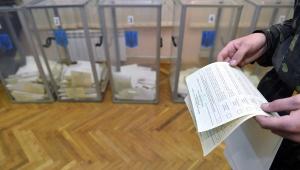 местные выборы, политтехнологии, украина