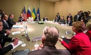 россия, украина, евросоюз, встреча