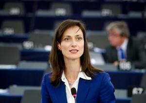 Евросоюз, Еврокомиссия, Мария Габриель