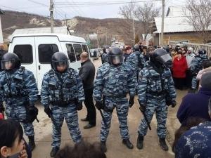 крым, политика, общество, обыск, поклонская, татары