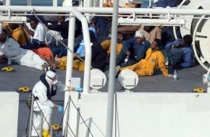 Срезиземное море, авария, мигранты, судно, погибшие, затонуло, происшествия, общество