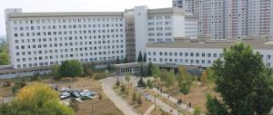 Киев, Коронавирус, карантин, больница,