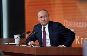 новости, Россия, Путин, пресс-конференция, референдум, аннексия, оккупация, Крым, санкции против РФ